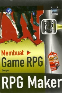 Image of Membuat Game RPG Dengan RPG Maker
