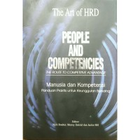 Image of The Art Of HRD People And Competencies : Manusia Dan Kompetentsi