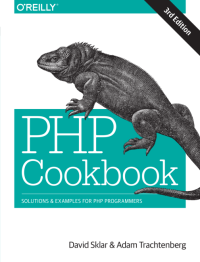 Image of PHP Cookbook