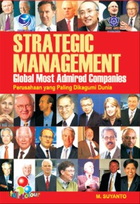 Image of Strategic Management :Global Most Admired Companies